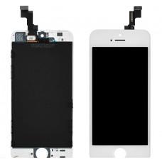 Iphone 6 Plus LCD Skjerm Front Hvit