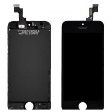 Iphone 5 LCD Skjerm Sort
