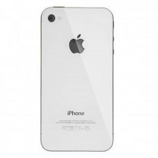 Iphone 4S Bakdeksel Hvit