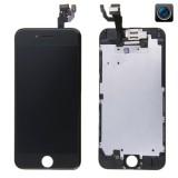 Iphone 6 LCD Skjerm Sort Komplett Montert
