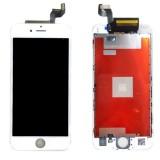 Iphone 6S Plus LCD Skjerm Front Hvit