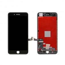 Iphone 8 Plus LCD Skjerm Sort OEM